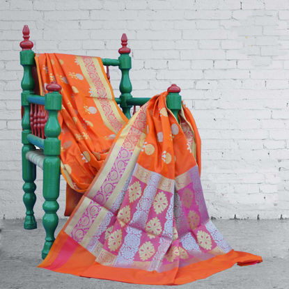 Picture of Mfab9 Banarasi Saree